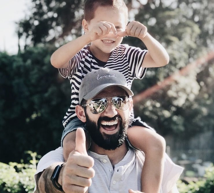 Devocional para a família. A alegria do Senhor é a sua força.