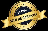 Academy selo garantia 30 dias